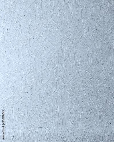 Texture di un vetro rotto Canvas Print