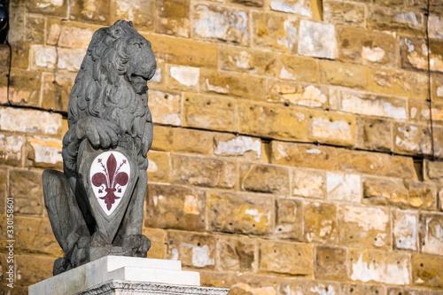 Lion Marzocco фототапет
