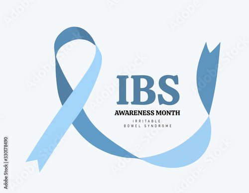 Irritable Bowel Syndrome, IBS Awareness Month Canvas Print