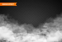 Realistic Fog, Mist Effect. S...