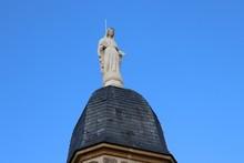 Chapelle De Rampot Ou Notre Dame De Bon Secours à Haute Rivoire Construite En 1864 - Village De Haute Rivoire - Département Du Rhône - France