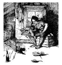 Whittington, Vintage Illustrat...