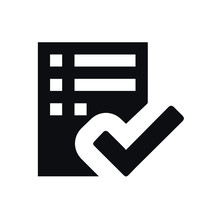 Vector Icon Checker