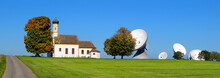 Satellite Dishes And Bavarian ...