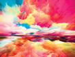 canvas print picture - Kiss of Dreamland