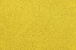 canvas print picture - yellow rubber crumb surface