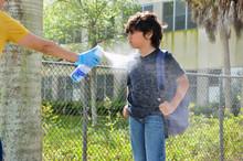 Coronavirus Kids School Closed...