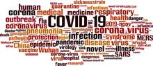 COVID-19 Word Cloud