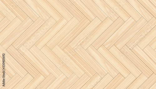 Fototapeta Natural wood texture. Luxury Herringbone Parquet Flooring. Harwood surface. Wooden laminate background obraz na płótnie
