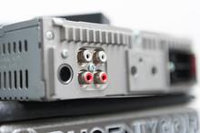 Cinch Input And Output On Car Radio