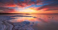 Mono Lake Sunrise, Eastern Sierra, California