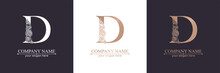 Letter D Logo Or Monogram. For...
