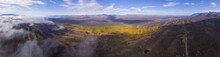 Denali And Alaska Range Mounta...