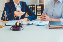 Judges Female Lawyers Consulta...