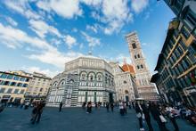 Florence, Tuscany, Italy - Sep...