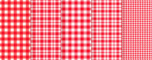 Tablecloth Seamless Pattern. P...