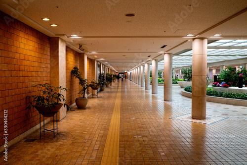 Photo 地下道