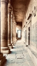 Aswan  Egypt Old  Kingdom