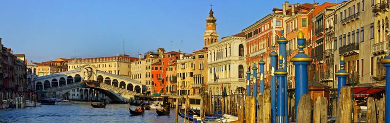 Panel Szklany Podświetlane Wenecja Grand Canal , Venice