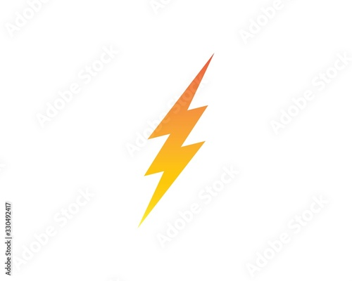 Fotografía flash power of energy and electric illustration