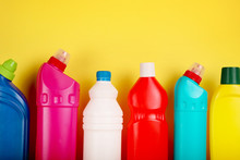 Cleaning Product Plastic Conta...
