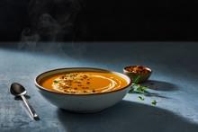 Butternut Squash Soup 5