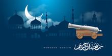 Ramadan Kareem Celebration Gre...