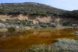 Feuchtgebiet auf Tinos, Kykladen, Griechenland - Wetland on Tinos, Cyclades, Greece