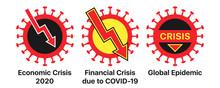 Economic Crisis And Coronaviru...