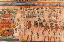Details Of Egyptian Art, Hiero...