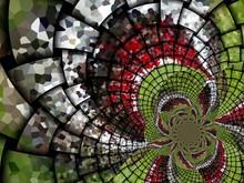 Beautiful Abstract Pattern, Ba...
