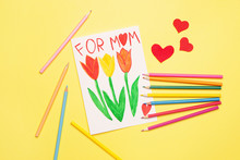 Greeting Card For Mother's Day...