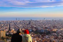 Vista Do Alto De Barcelona (Es...