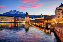 Lucerne, Switzerland, On Drama...