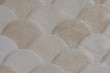 close up scale pattern of flooring