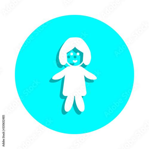 Photo Babyish badge icon