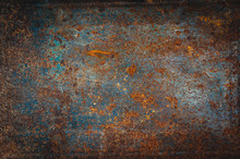 Abstract Rust Texture. Rusty G...