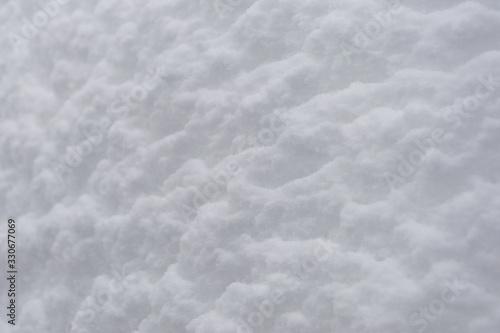 Fényképezés seamless, tillable snow texture white winter ice