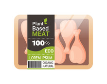 Plant Based Vegetarian Chicken...