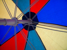 Parasol From Under Neath