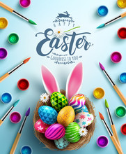 Poster Of Easter In Painting E...