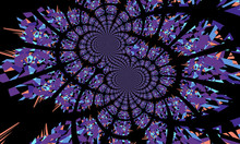 Abstract Bright Colorful Backg...