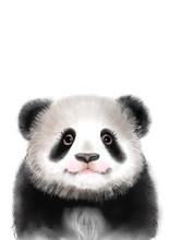 Panda Print •  Panda Nursery...