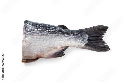 Fényképezés Salmon tail