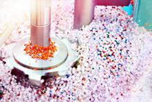 Centrifuge For Plastic Granules