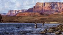 Fly Fishing Scenery In Arizona...
