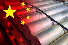 Import Of Metal From China. Pa...