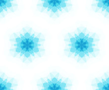 Seamless Pattern Of Geometric ...