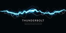 Thunderbolt, Isolated Lightnin...