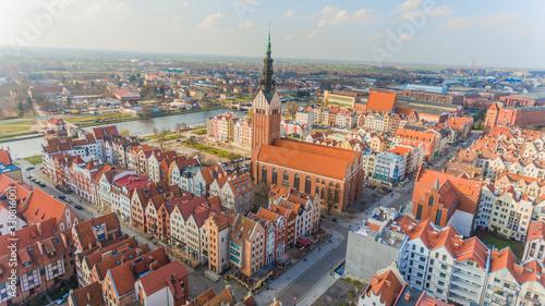 Foto Elbląg Stare Miasto